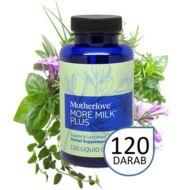 Motherlove More Milk tejserkentő tabletta 120 db