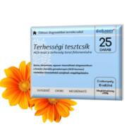 Gebauer Pharma terhességi tesztcsík 25 db