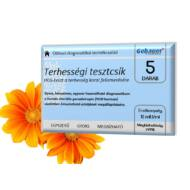 Gebauer Pharma terhességi tesztcsík 5 db