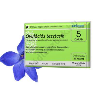 Gebauer Pharma ovulációs tesztcsík 5 db